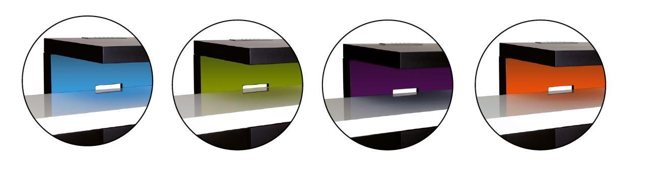Meuble Zip Zap choix couleurs